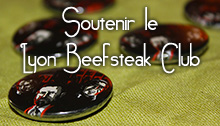 Soutenier le Lyon Beefsteak Club