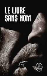 Anonyme. Le livre sans nom
