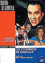 Ward Baker, Roy. Les cicatrices de Dracula. 1970