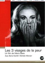 Bava, Mario. Les trois visages de la peur. 1963