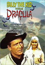 Beaudine, William. Billy the kid contre Dracula. 1966