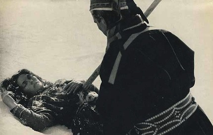Blomberg, Erik. Le renne blanc. 1952