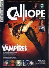 Collectif. Calliope HS 2 : Spécial Vampires