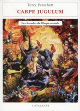 Pratchett, Terry. Carpe Jugulum