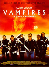 Carpenter, John. Vampires. 1998