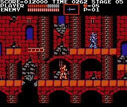 Konami. Akumajo Dracula, Castlevania 1
