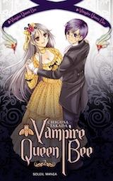 Takada, Chigusa. Vampire Queen Bee. Tome 2