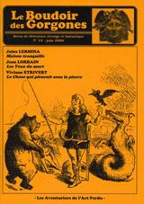 Collectif. Le boudoir des gorgones. Numéro 15