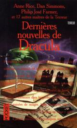 Collectif, dirigé par Kevin J Anderson. Dernières nouvelles de Dracula