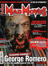 Collectif. Mad Movies. Numéro 216 : Dossier Vampirama