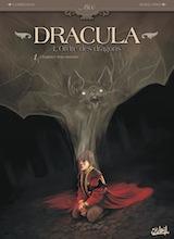 Corbeyran, Eric – Fino, Serge. Dracula, l'ordre des dragons, tome 1. L'enfance d'un monstre