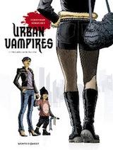 Corbeyran, Eric – Kowalski, Piotr. Urban vampires, tome 1. Une affaire de famille