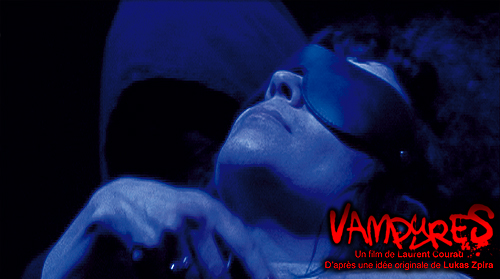 Courau, Laurent. Vampyres. 2009
