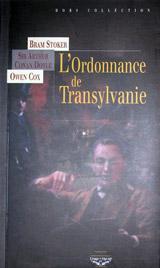 Cox, Owen. L'ordonnance de Transylvanie