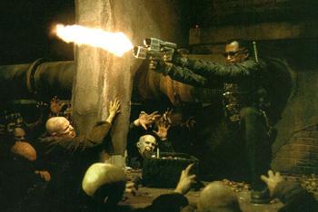Del Toro, Guillermo. Blade 2. 2002