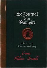 Dracula, Vladimir. Journal d'un vampire