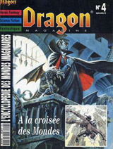 Collectif. Dragon Magazine N°4 : Spécial Vampires