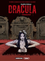 Dufranne, Michel – Kowalski, Piotr. Dracula l'immortel, tome 1
