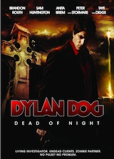 Munroe, Kevin. Dylan Dog: Dead of Night. 2010