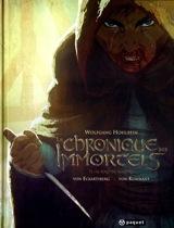 Von Eckartsberg, Benjamin – Von Kummant, Thomas. La chroniques des immortels, tome 2. Au bord du Gouffre