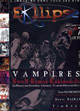 Collectif. Ekklipse. Numéro 7 : Dossier Vampires
