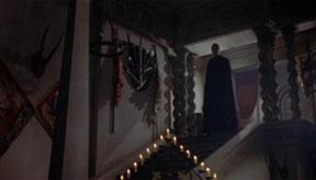 Fisher, Terence. Le cauchemar de Dracula. 1958