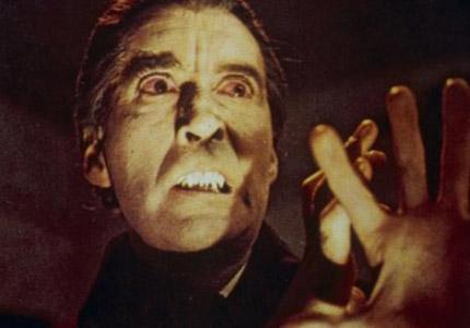 Fisher, Terence. Dracula, Prince des ténèbres. 1966