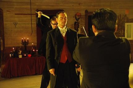 Furst, Griff. Les immortels de la nuit. 2011