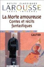 Gautier, Théophile. La morte amoureuse