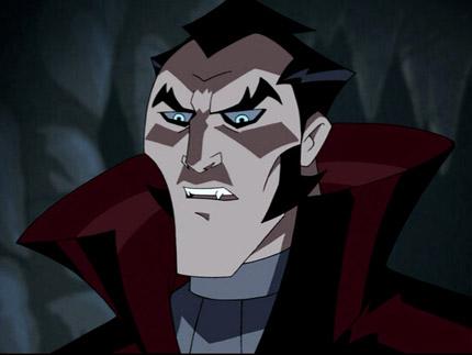 Goguen, Michael. Batman versus Dracula. 2005
