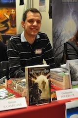 Fourtaux, Guillaume. Interview de l'auteur d'Aux frontières de l'aube