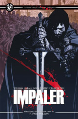 Harms, William – Postic, Nick. Impaler. Tome 1