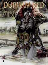 Hogan, Peter – Harrison, Mark. Durham Red. Tome 1 : Miroirs
