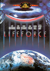 Hooper, Tobe. Lifeforce. 1985