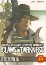 Cho, Jerry – Josev. Claws of Darkness. Tome 3