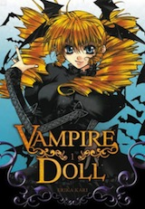 Kari, Erika. Vampire Doll, tome 1