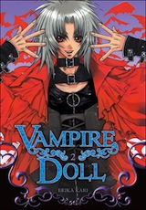 Kari, Erika. Vampire Doll, tome 2