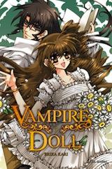 Kari, Erika. Vampire Doll, tome 3