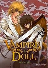 Kari, Erika. Vampire Doll, tome 4