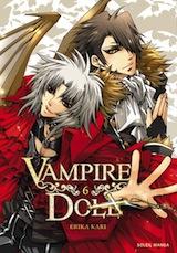 Kari, Erika. Vampire Doll, tome 6