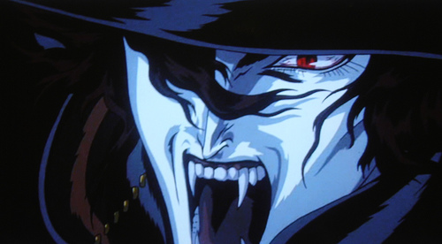 Kawajiri, Yoshiaki. Vampire Hunter D : Bloodlust. 2000