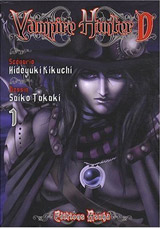 Kikuchi, Hideyuki – Takaki, Saiko. Vampire Hunter D. Tome 1