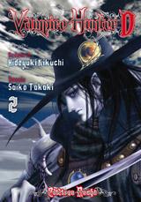 Kikuchi, Hideyuki – Takaki, Saiko. Vampire Hunter D. Tome 2