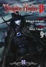 Kikuchi, Hideyuki – Takaki, Saiko. Vampire Hunter D. Tome 4