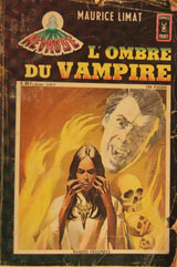 Limat, Maurice. L'ombre du vampire
