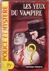 Limat, Maurice. Les yeux du vampire