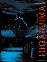 Matsumoto, Koji. Higanjima, l'île des vampires. Tome 4