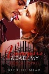 Mead, Richelle. Vampire Academy, tome 5. Liens de l'esprit
