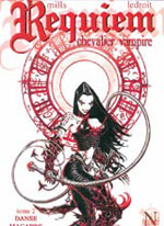 Mills, Pat – Ledroit, Olivier. Requiem chevalier vampire. Tome 2 : Danse macabre
