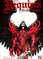 Mills, Pat – Ledroit, Olivier. Requiem chevalier vampire. Tome 3 : Dracula